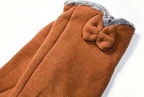 Женские стрейчевые перчатки 109S2, фото 2