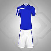 Комплект футбольной формы BestTeam Cordoba SC-13098RBW голубoй с белым
