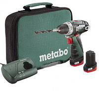 Шуруповерт Metabo PowerMaxx BS Basic (600079550)