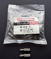 Бита HAISSER PZ1 х 25 мм