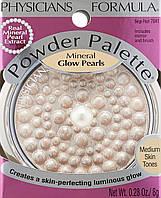 Минеральная пудра-хайлайтер Physicians Formula Powder Mineral Glow Pearls жемчужно-бежевый, фото 1