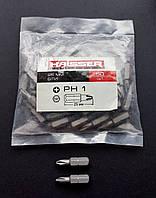 Бита HAISSER PH1 х 25 мм