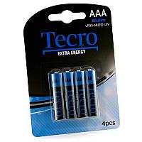 Батарейка Tecro LR03-4B (EE)
