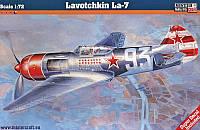 LA-7 1/72 MISTERCRAFT D-218
