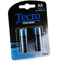 Батарейка Tecro LR6-2B (EE) АА