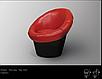 Пуф-кресло Соната. Yudin(Юдин), фото 2
