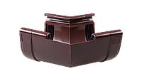 Угол внутренний желоба водосточного, водосточной системы Profil 90 W 135