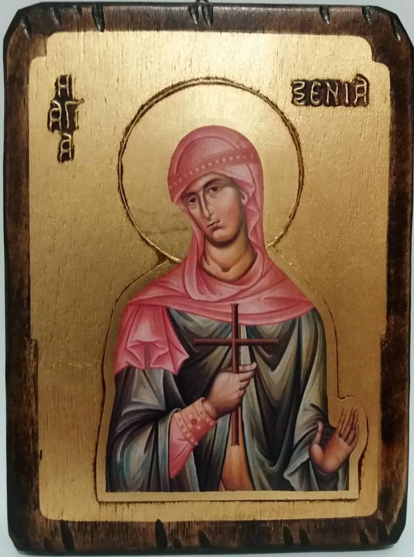 Икона Святая Ксения