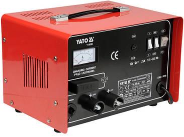 Зарядное устройство для автомобильных аккумуляторов Yato YT-8305