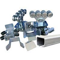 Фурнитура SP-6 Econom 400 кг для откатных ворот