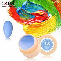 Гель-краска CANNI 620 пастельно-голубая