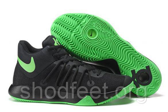 Мужские баскетбольные кроссовки Nike KD TREY 5 V EP Black Green