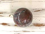 Куля з каменю, гематит-кровавик, діам. 6 див., фото 2