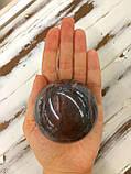 Куля з каменю, гематит-кровавик, діам. 6 див., фото 3