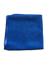 Вафельное полотенце, синее - Buff and Shine, Blue Waffle microfiber 40x60 cm 360GSM - MF-BWF