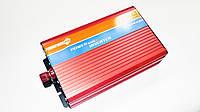 Инвертор Power Inverter Powerone 2500W 12V в 220V с функцией плавного пуска, фото 2