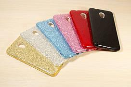 Переливающийся силиконовый чехол для Meizu M5S (6 Цветов)