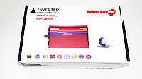 Инвертор Power Inverter Powerone 2500W 12V в 220V с функцией плавного пуска, фото 8