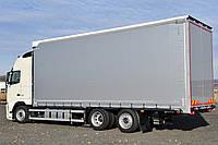 Тент на грузовой транспорт Бельгия