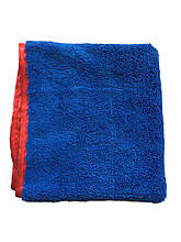Микрофибровое полотенце, синее - Buff and Shine SPEED SHINE Microfiber Towel 380GSM 40x60 cm - MB380