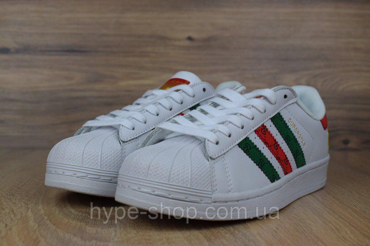 06c549ab501a1c Ищешь Себе Мужские кроссовки в стиле Adidas Superstar x Gucci