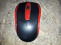 Оптическая радио мышь Genius NS-6005 Red USB №1, фото 1