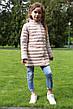Детская удлиненная куртка на девочку Никса NUI VERY (нью вери) , фото 4