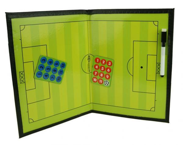 Планшет тактический футбол Europaw COACH (40x27cm)