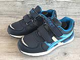 Кроссовки на Мальчика ТМ Чиполлино 31 р 19 см, фото 3