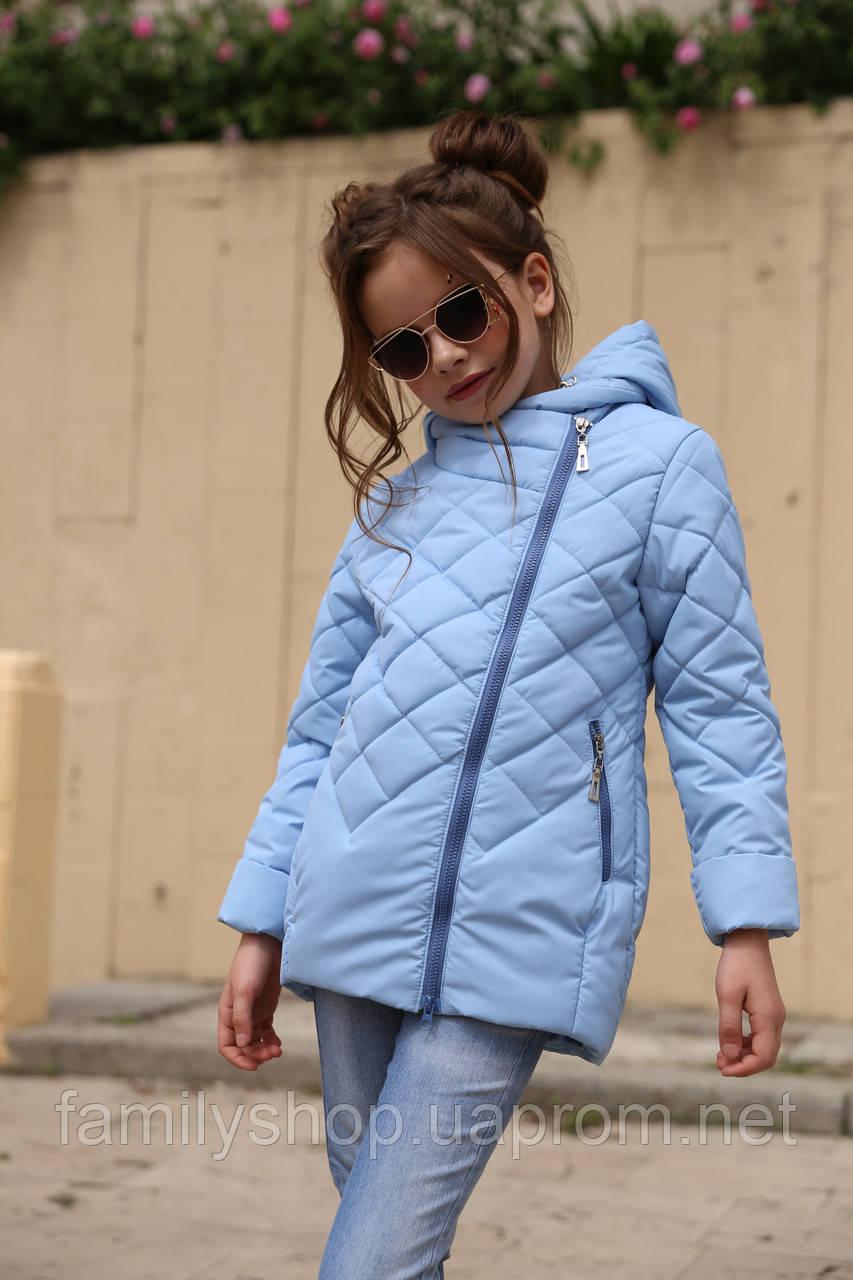 Детская куртка на девочку весна - осень Мия NUI VERY (нью вери)