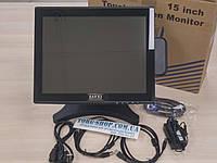 """Сенсорный монитор SAVIO CTM 1501 (c MSR) 15"""""""