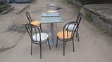 Столики из гранита для кафе бу. столик гранитный  б/у., фото 3