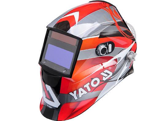 Профессиональная сварочная маска YATO YT-73921, фото 2