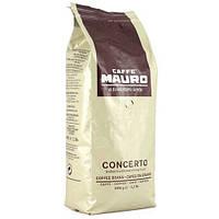 Кофе Mauro Caffe Concerto в зернах 1000 г