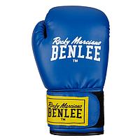 Боксерские перчатки BENLEE RODNEY blue-blk