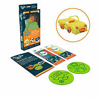 Набор Аксессуаров Для 3D-Ручки 3Doodler Start - Машина и Корабль / 3Doodler Start Vehicle DoodleBlock Kit