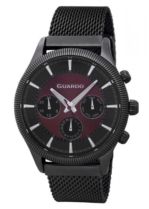 Мужские наручные часы Guardo P11102(m) BB