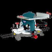 Настольная выдвижная торцовочная пила ЗТП-210/1600 К Профи, фото 1