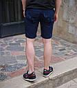 Шорты мужские карго темно-синие бренд ТУР модель Brutto от Производителя, фото 4
