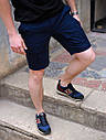Шорты мужские карго темно-синие бренд ТУР модель Brutto от Производителя, фото 5