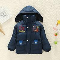 Куртка детская зимняя на мальчика