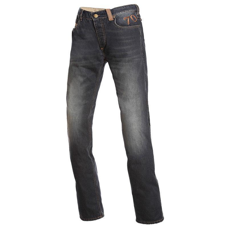 Джинсовые брюки SEGURA SULLIVAN blue р. L (с кевларовыми вставками)