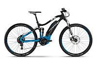 "Велосипед Haibike SDURO FullNine 5.0 29\"" 500Wh, рама 48см, ход 100 мм, 2018"
