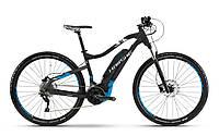 """Велосипед Haibike SDURO HardNine 5.0 29\"""" 500Wh, рама 50 см, 2018"""