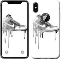 "Чехол на iPhone X Nike ""3686c-1050-12391"""
