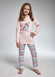 Пижама для девочки 86-128. Польша.Cornette 594/91 MAGIC TIME