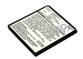 Аккумулятор для Microsoft Sharp PB10ZU 1050 mAh