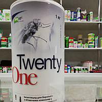 Твенти Ван/Twenty One (Belgargi) 10 г инсектицидный препарат против зоофильных мух