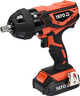 Гайковерт аккумуляторный Yato YT-82804