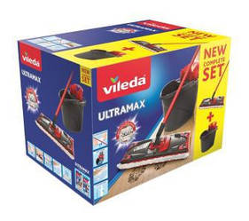 Набор для уборки с отжимом Vileda UltraMax BOX